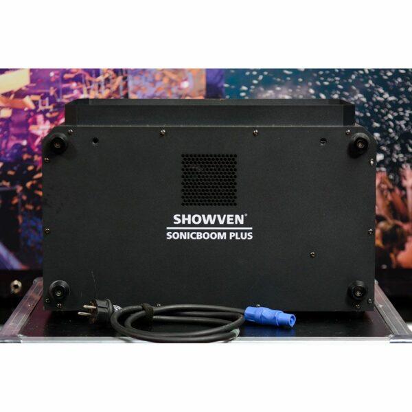 Rookmachine 2000m2/min 3000W Showven Sonic Boom Plus huren