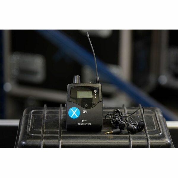 Beltpack ontvanger G4 (In-Ear) met Oortje