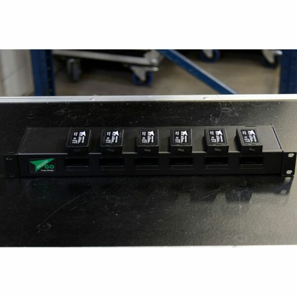 Green-GO Intercom systeem