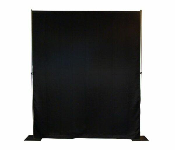 Set: P&D zwart 3m strak