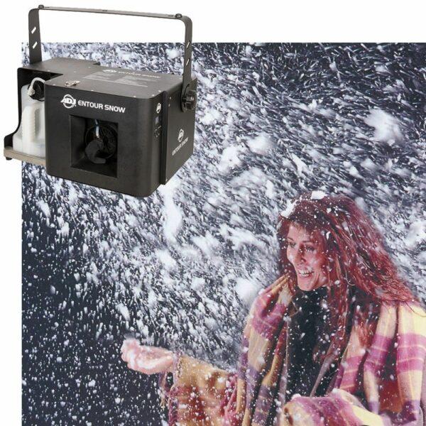 Sneeuwmachine ADJ Entour Snow (30l/uur - 12m bereik)