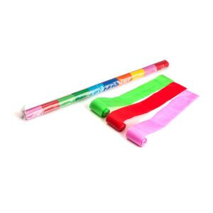 Streamer multicolor papier 10m x 50mm