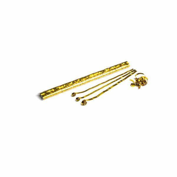 Streamer goud metallic 5m x 85mm kopen
