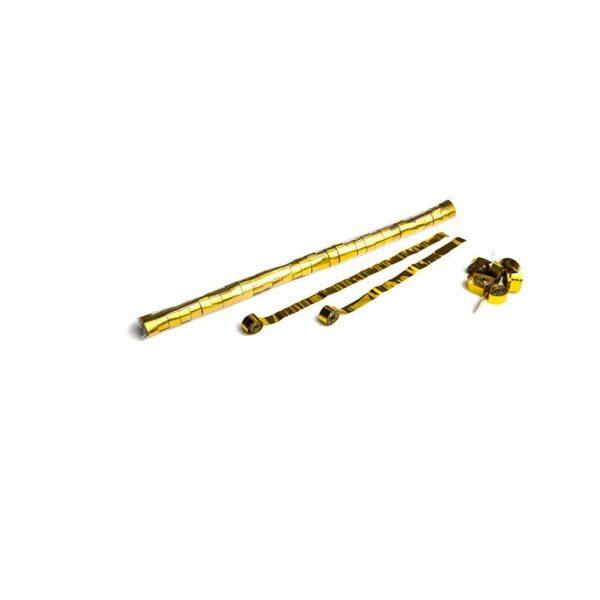 Streamer goud metallic 10m x 15mm kopen