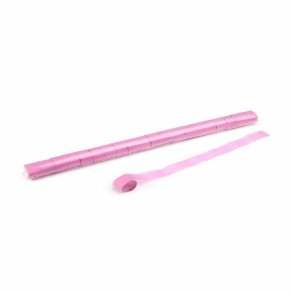 Streamer roze papier 20m x 25mm kopen