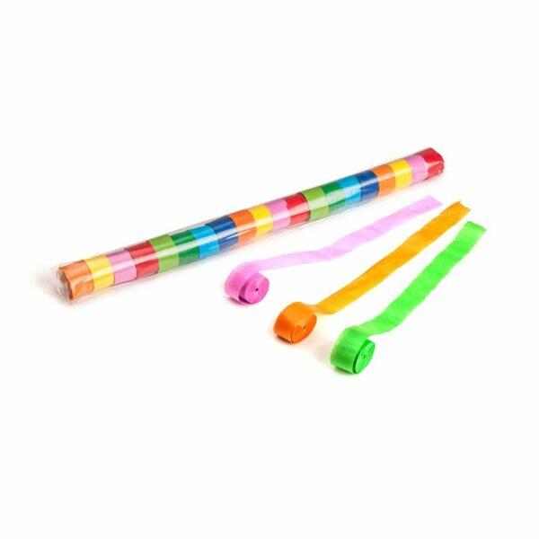 Streamer multicolor papier