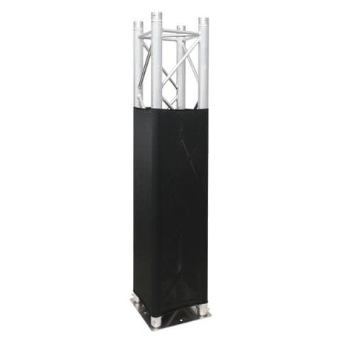 Trusscover 1 meter (zwart) huren