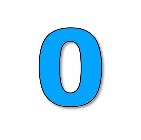 Verlichte cijfer: 0