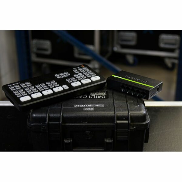 Video mixer Black Magic ATEM Mini PRO huren