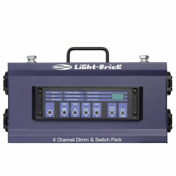 Showtec lightbrick dimmerpack switchpack luxonos