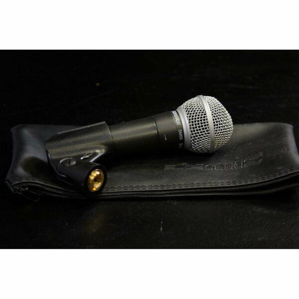 Zang en spraak Shure SM58 microfoon