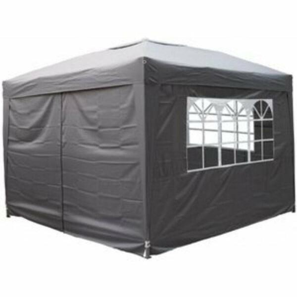 Zijkant dicht voor easy up tent 3x3m huren